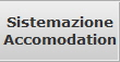 Sistemazione / Accomodation